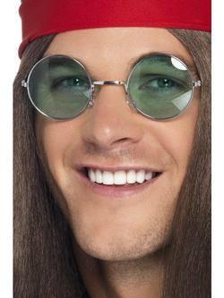 1970-es Évekbeli Hippi Szemüveg