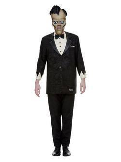 Addams Family Lurch Férfi Jelmez