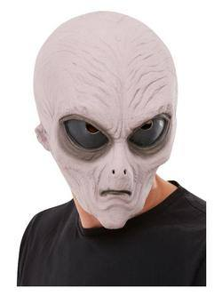 Alien Latex Maszk