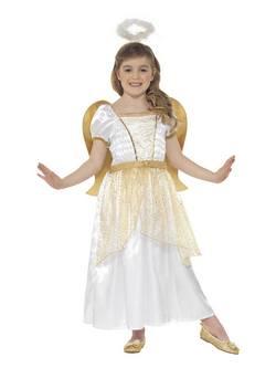 Angyal Hercegnő Kislány Jelmez