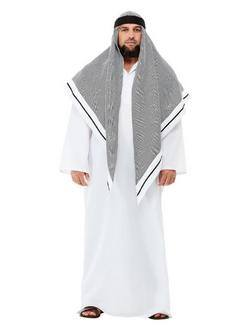 Arab Sejk Férfi Jelmez