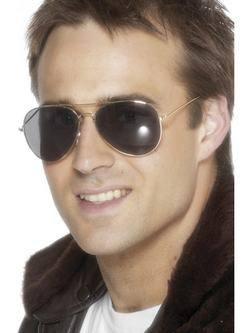 Arany Pilóta Szemüveg