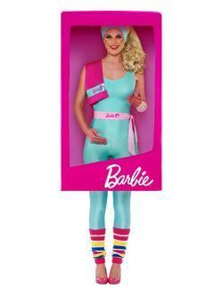 Barbie Dobozban Női Jelmez