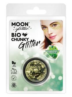 Bio Nagyszemű Arany Csillám Csomagolásban - 3 g