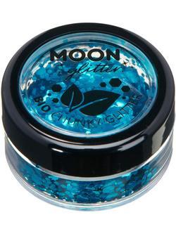 Bio Nagyszemű Kék Csillám - 3 g