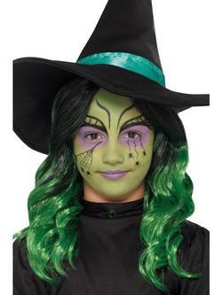 Boszorkány Gyerek Smink Készlet