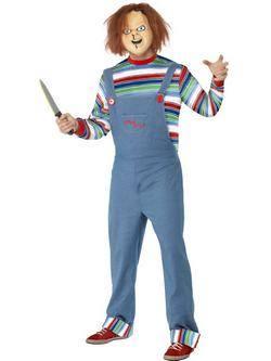 Chucky Férfi Jelmez