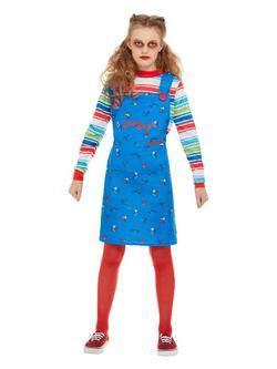Chucky Lány Jelmez