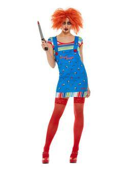 Chucky Női Jelmez