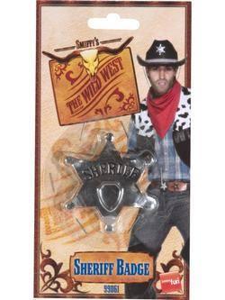 Csillag Sheriff Jelvény