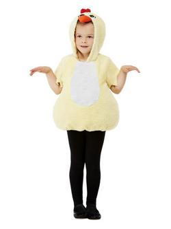 Csirke Totyogó Gyerek Jelmez