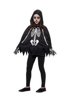 Csontváz Kislány Készlet
