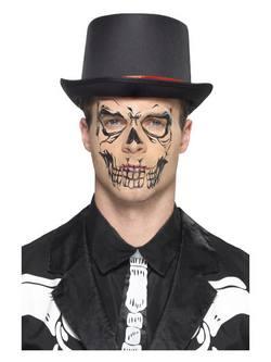 Csontváz Tetoválás Szett