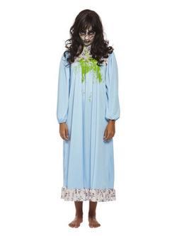 Démonoktól Megszállt Lány Női Jelmez Halloweenre