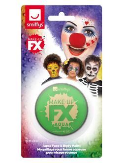 Élénk Zöld Vízbázisú Arcfesték Make-Up Fix - 16 ml