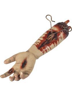 Élethű Véres Felvágott Kéz Dekoráció