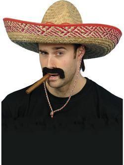 Extra Nagy Sombrero Mexikói Kalap