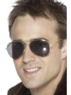 Ezüst Pilóta Szemüveg