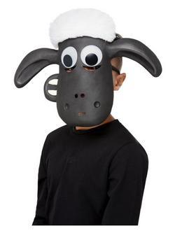 Fehér-Fekete Shaun a Bárány Maszk