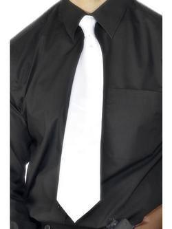 Fehér Gengszter Nyakkendő