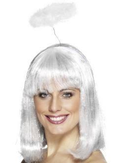 Fehér Glória Hajpánton