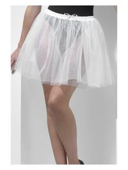 Fehér Női Alsószoknya - 34 cm