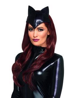 Fekete Cica Hajpánt Nőknek