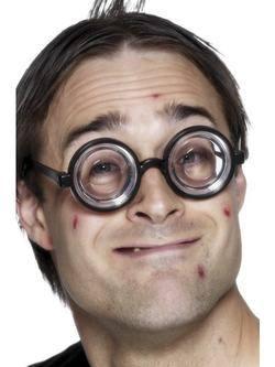 Fekete Gyogyi Szemüveg