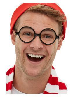 Fekete Hol Van Wally? Szemüveg