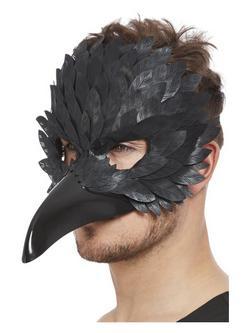 Fekete Holló Maszk