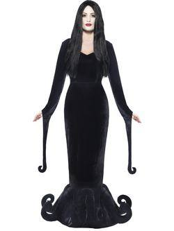 Fekete Kastély Hercegnője Női Jelmez