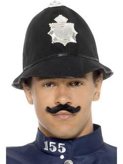 Fekete Londoni Rendőr Sapka