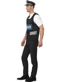 Fekete Rendőr Szett Férfiaknak