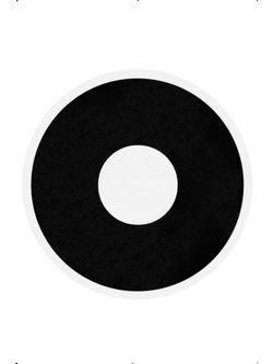 Fekete Varázslat Kontaktlencse - 1 napos