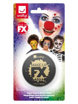 Fekete Vízbázisú Arcfesték Make-Up Fix - 16 ml