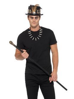 Fekete Voodoo Jelmezkiegészítő Készlet