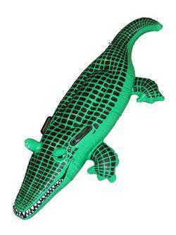 Felfújható Krokodil - 140 cm