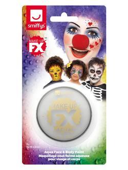 Fémes Ezüst Vízbázisú Arcfesték Make-Up Fix - 16 ml