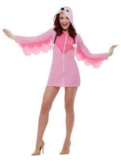 Flamingó Női Jelmez