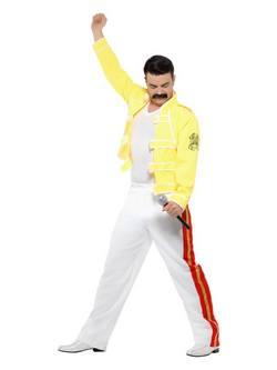 Freddie Mercury Férfi Jelmez