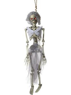 Függő Csontváz Menyasszony Dekoráció