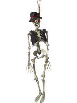 Függő Csontváz Vőlegény Dekoráció