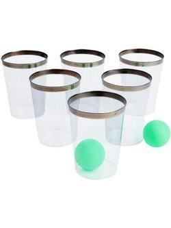 Gin Pong Party Játék Szett