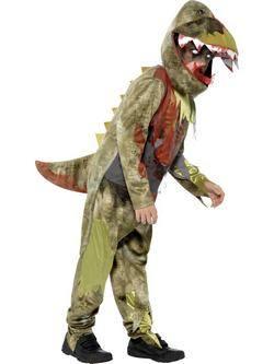 Halálos Dinoszaurusz Kisfiú Jelmez