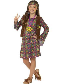Hippi Kislány Jelmez