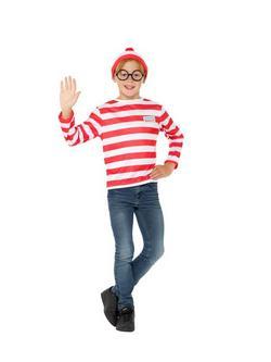 Hol Van Wally? Készlet Gyerekeknek