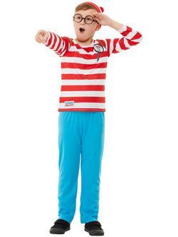 Hol Van Wally? Kisfiú Jelmez
