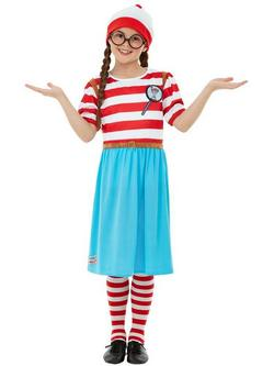 Hol Van Wally? Wanda Kislány Jelmez