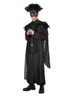 Holló Férfi Jelmez Halloweenre