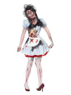 Horror Zombi Dorothy Női Jelmez